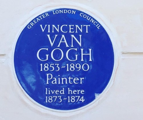 Vincent Van Gogh's London Home Now Open To The Public For First Time