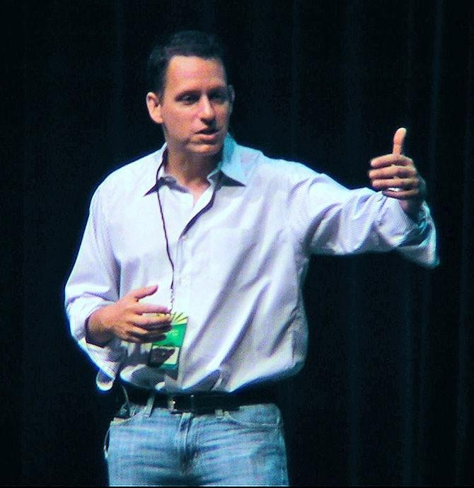 What Will Peter Thiel Say Next? Notes From A Stanford Visit