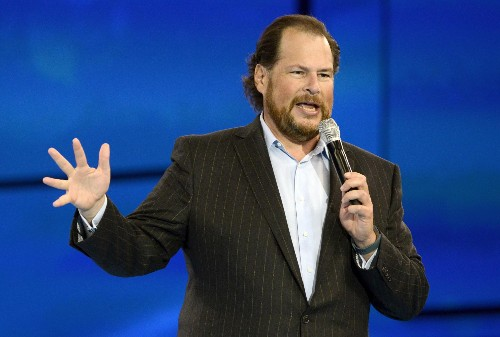 Salesforce CEO Slams 'The World's Dumbest Idea': Maximizing Shareholder Value