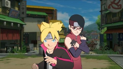 Boruto Joins His Dad In 'Naruto Shippuden Ultimate Ninja Storm 4'