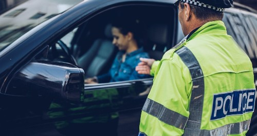 How To Talk Your Way Out Of A Traffic Ticket