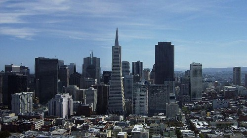 Chinese Developer To Build San Francisco's 2nd Tallest Tower