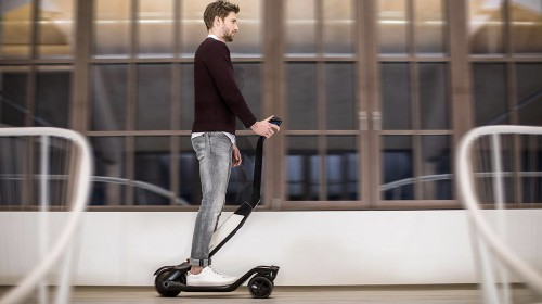 Volkswagen Brands Plug Scooters, Admit 'Traffic Collapse' Will Kill Off Car Use In Cities