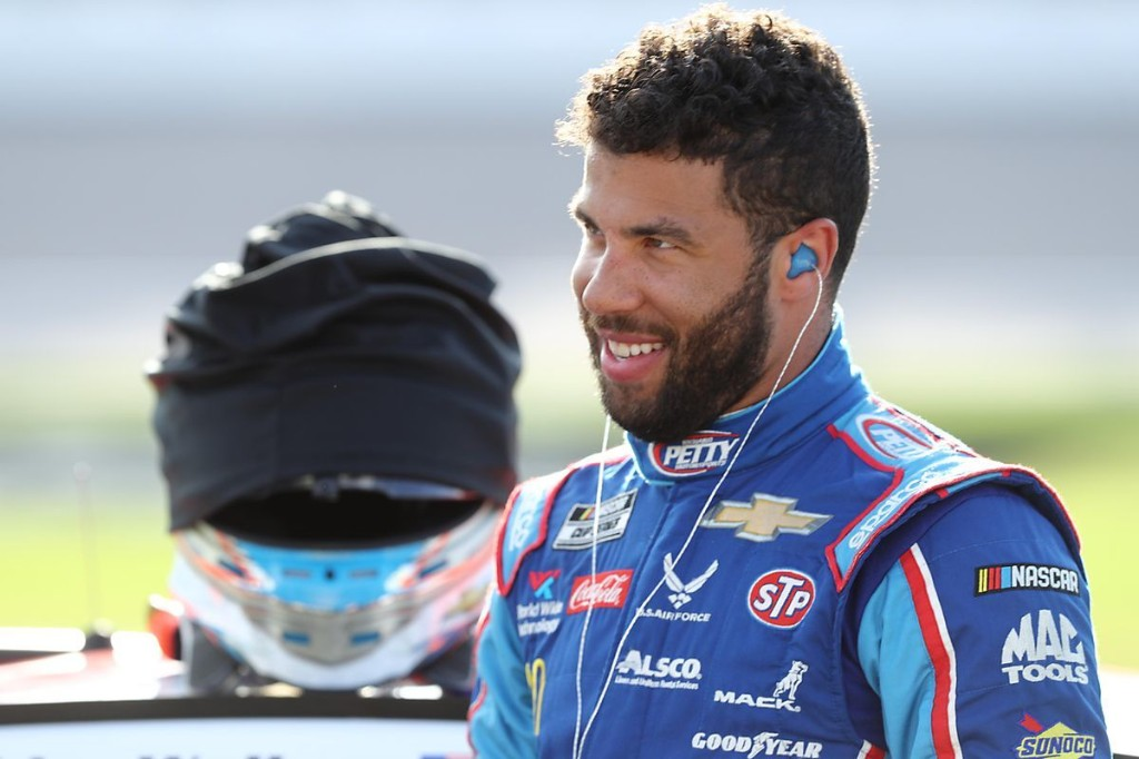 Team Ownership Stake On Bargaining Table For NASCAR's Bubba Wallace
