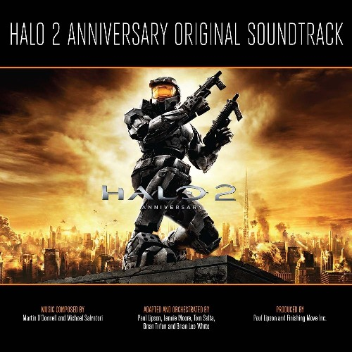 Re-Recorded 'Halo 2: Anniversary' Soundtrack Releasing On Vinyl, Digital, And CD With New Tracks