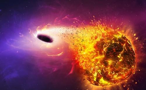 Miniature Black Hole Surprises Astronomers: It Shouldn't Exist.