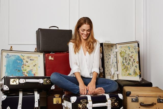 The Luxury Collection Introduces Limited Edition Globe-Trotter Luggage With Sofía Sanchez de Betak