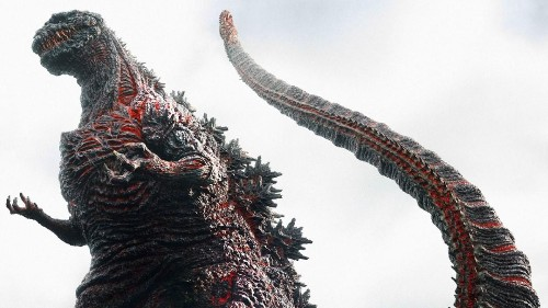 'Godzilla Resurgence' Is Now The Highest Earning Film This Year In Japan