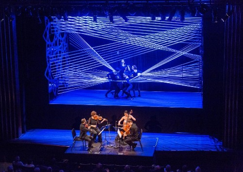 New Festival Focuses On The Intersection Of Music And The Visual Arts