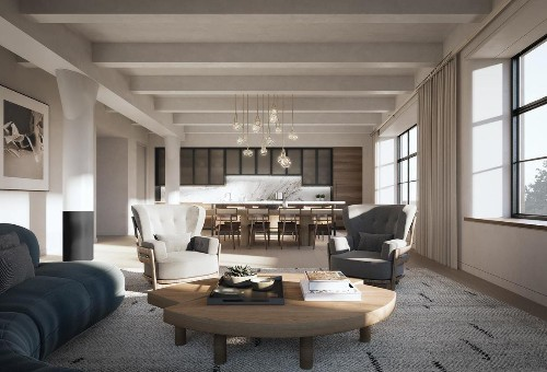 Penthouse Asking $37.5M Could Break Price Records South Of 14th Street