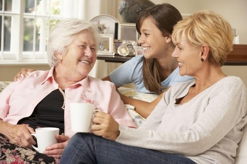 Aging Parents And The Rise Of The Multi-Generation Household