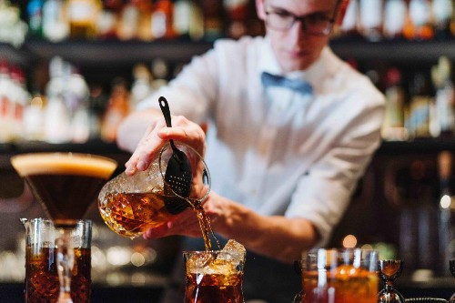 Celebrate The Negroni's Big Birthday With Some Creative Variations On A Cocktail Classic