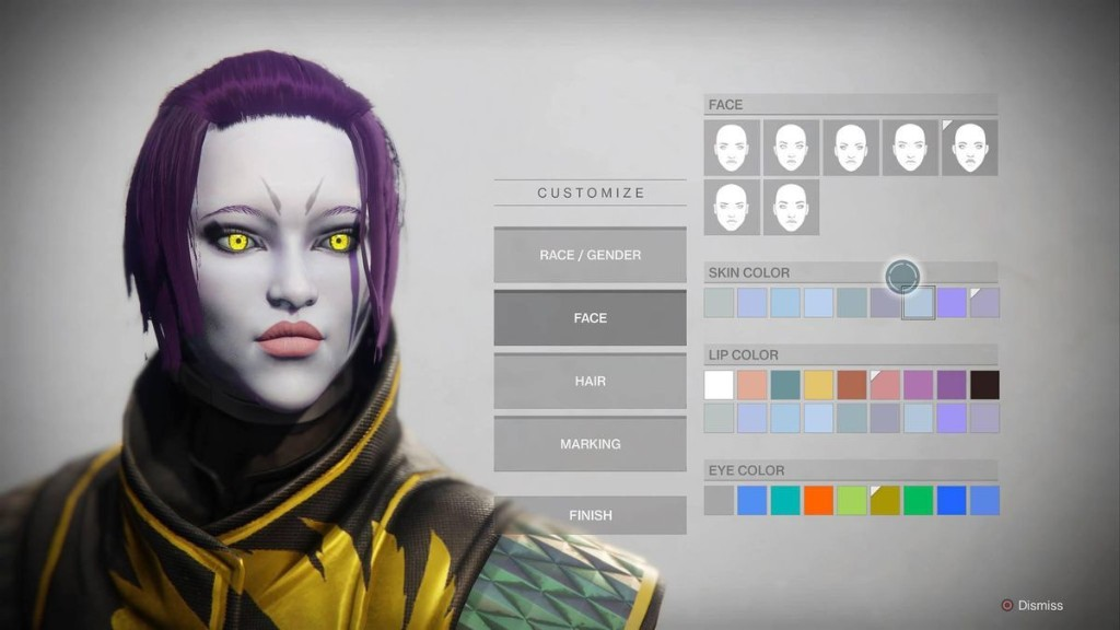 'Destiny 2' May Let Us Edit Our Guardians' Ugly Faces Someday After All