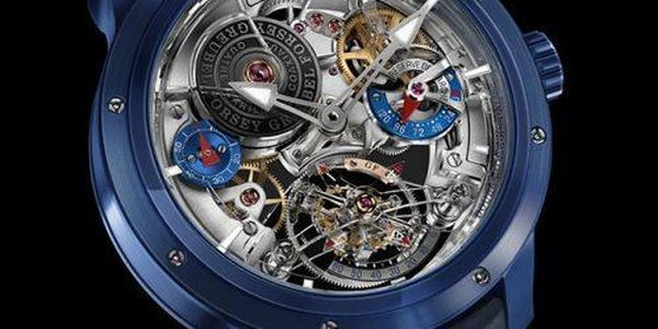 Greubel Forsey Masterpiece Released In 11-Piece Ceramic Edition Exclusively For U.S. Market