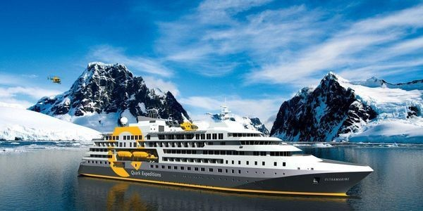 Polar Luxury: Expedition Cruising Moves Upmarket