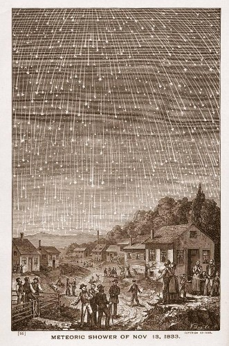 Meteor Showers: A Billion-Year Journey For A Second Of Brilliance