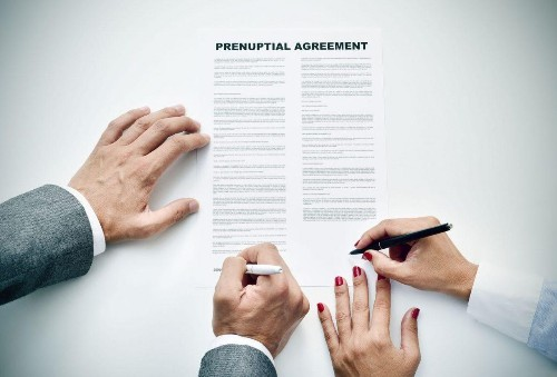 How A Prenuptial Agreement Can Help Protect Your Business Interests
