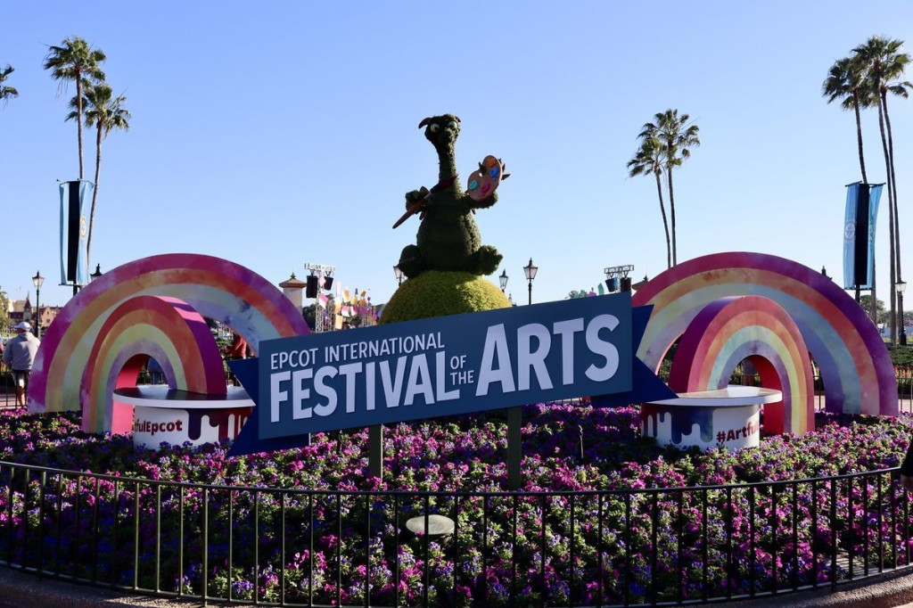 Epcot's Festival Of The Arts Is Disney's Most Underrated Event