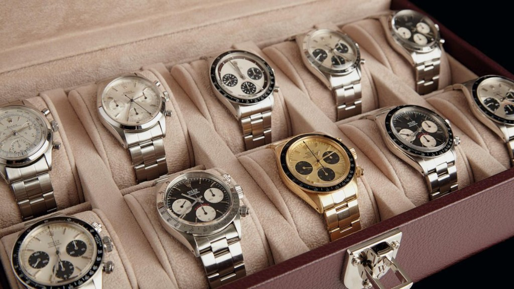 These Are Some Of The Rarest & Most Precious Rolex Watches