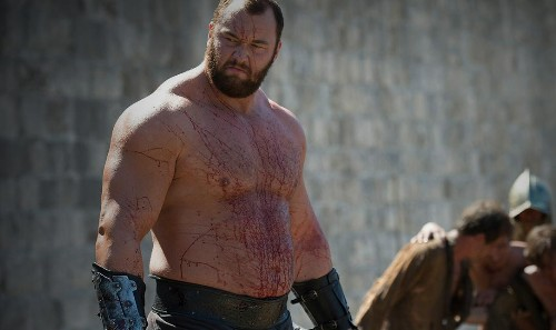 'Game Of Thrones' Actor Breaks Thousand-Year-Old Strength Record