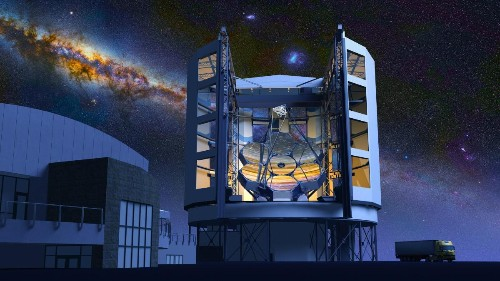 The Future Of Astronomy: The Giant (25 Meter!) Magellan Telescope