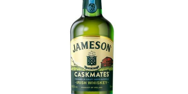 Jameson's Latest Caskmates Breweries Are From The US