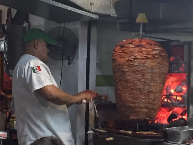 Follow The Crowds For Fine Food In Puerto Vallarta