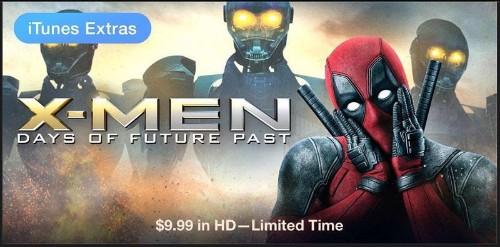 Deadpool Photobombs Other Movies On ITunes