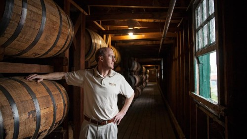 Liquor Of Legend: The Distillery Behind Buffalo Trace Bourbon, Blanton's--And Pappy Van Winkle
