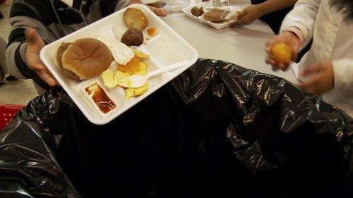 School Lunch Movie Says Unhealthy Cafeteria Fare Is Everyone's Problem