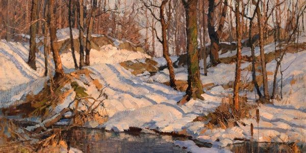 American Impressionists Dazzle At Polk Museum Of Art In Lakeland, Florida