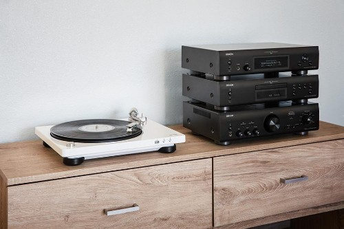 Turning Vinyl Albums Into Digital Files Has Never Been Simpler Thanks To Denon's New Turntable