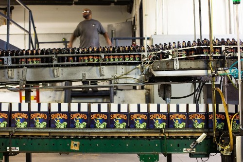 As Pumpkin Beer Sales Go Flat, Spooked Brewers Cut Production