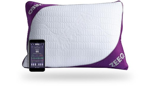 This Smart Pillow Will Stop Your Partner's Terrible Snoring