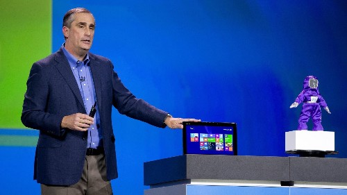 Intel: All Is Not Well In Mobile, But We're Not Embarrassed