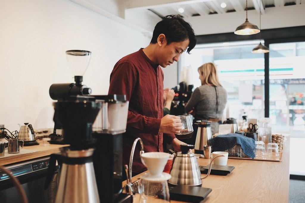 Coffee Artisan  - cover