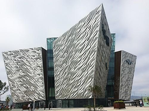 Belfast Finally Embraces Its Titanic Heritage