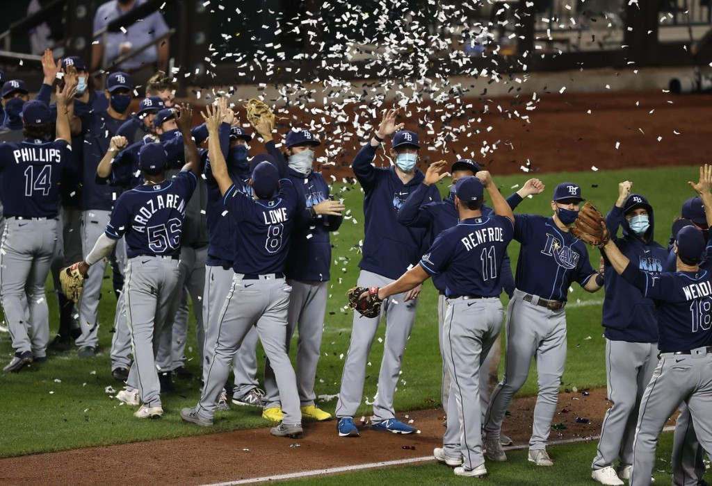 Tampa Bay Rays AL East-Winning Celebration A Reminder Of What's Missing This Year And Beyond