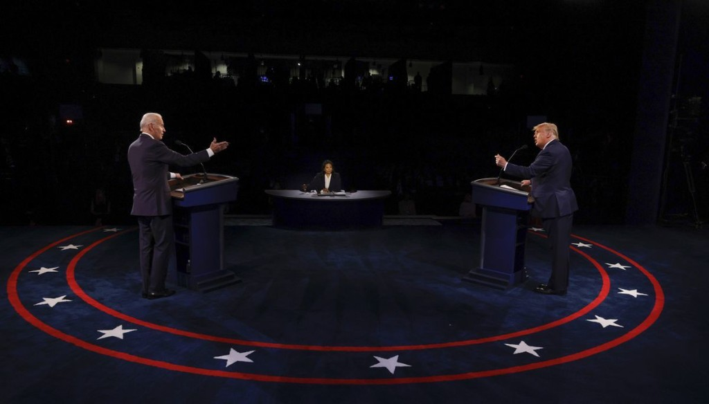 Bettors Have Wagered More Money On Trump vs. Biden Than Nevada Collected During Super Bowl LIV