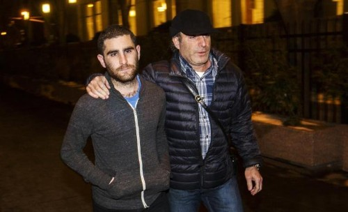Arrested Bitcoin Mogul Charlie Shrem Defiant In First Public Appearance Since Criminal Charges