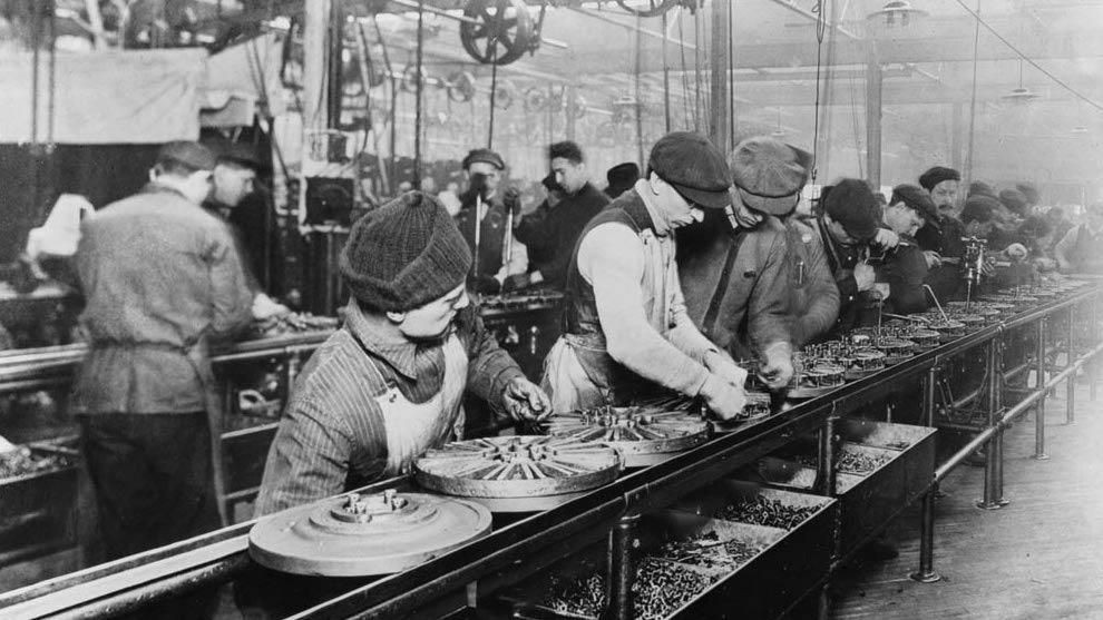 We'd Better Be Ready To Rethink The Meaning Of Work, Because Things Are Changing Fast