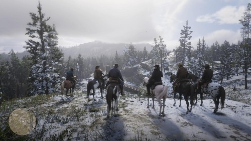 'Red Dead Redemption 2' Is Wonderful And Disappointing All At Once