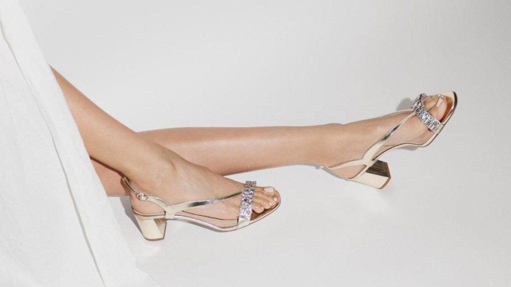 Emerging Footwear Brand Ghazal Paris Serves Up Glamour — Learn More About The Label