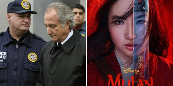 GE Accused Of $38 Billion Fraud By Bernie Madoff Whistleblower; Amid Recession Anxieties, Fed Poised To Fight Back; Why Disney's 'Mulan' Remake Is Being Boycotted