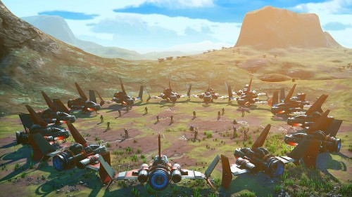'No Man's Sky' Beyond: This Game Might Actually Become The Impossible Game People Imagined