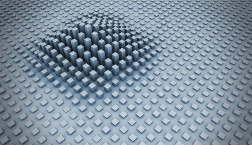 Disruptive tech  - Magazine cover