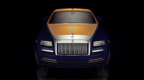 Transform Your Rolls-Royce Wraith into a Bespoke Yacht with this Million-Dollar Offering