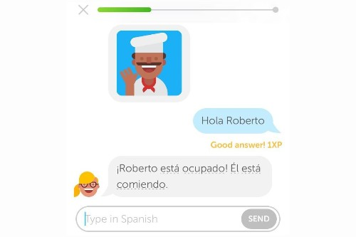 Practice Your Spanish (French Or German) With Duolingo's New Chatbot