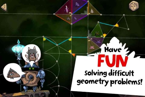 If Euclid Played Video Games, This Is The App He'd Build To Teach Geometry