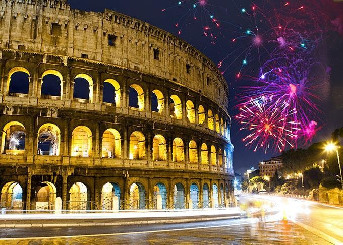 The 3 Best Bars in Rome for the Ultimate New Year's Eve 2015 Party
